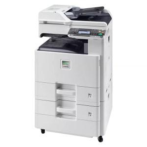 Заправка Kyocera FS-C8020MFP
