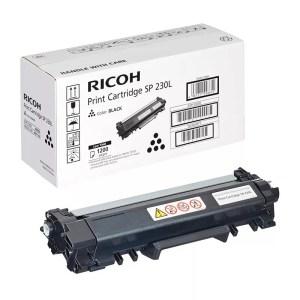 Заправка картриджа Ricoh SP230L в Москве