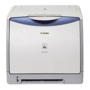 Заправка Canon LBP5000