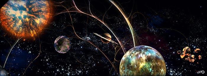 galaxy at atlantis