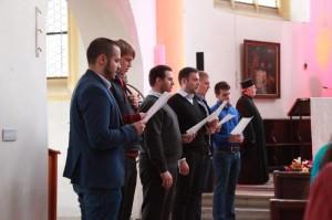 Orthodoxer Studentenchor