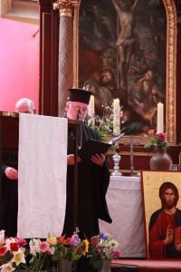 Gebet für die Einheit II (Bischofsvikar Malamousis)