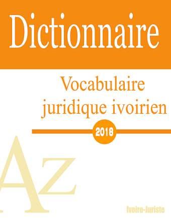 Vocabulaire juridique ivoirien