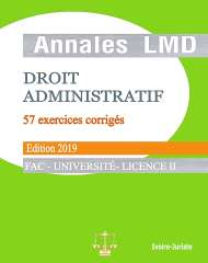annales de droit administratif ivoirien