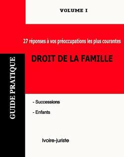 Droit de la famille : Les successions