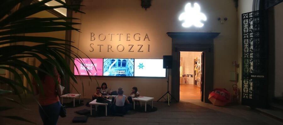 Ivo Riccio Comunicazione Digitale Palazzo Strozzi