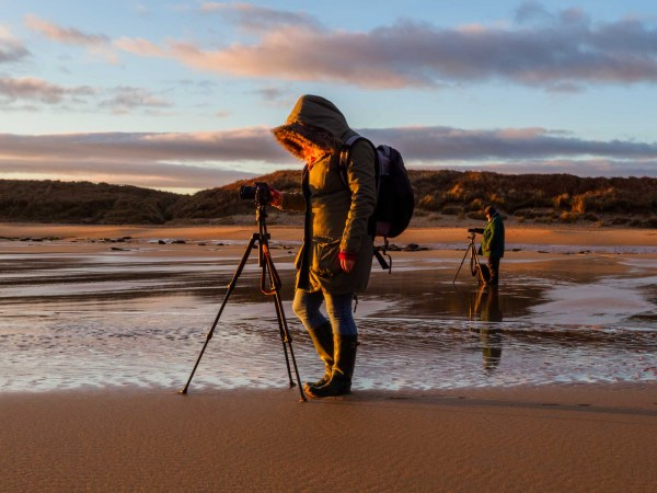 Photography Courses in Northumberland