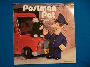 Postman Pat record 1982