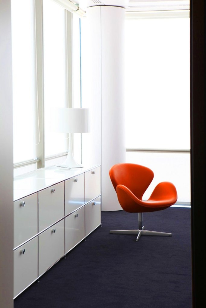 Diseño Oficinas Accenture - Ivory Interiorismo