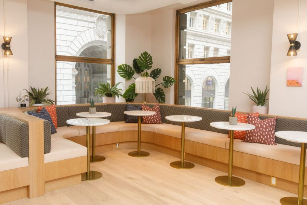 San francisco: The Wing Coworking Offices