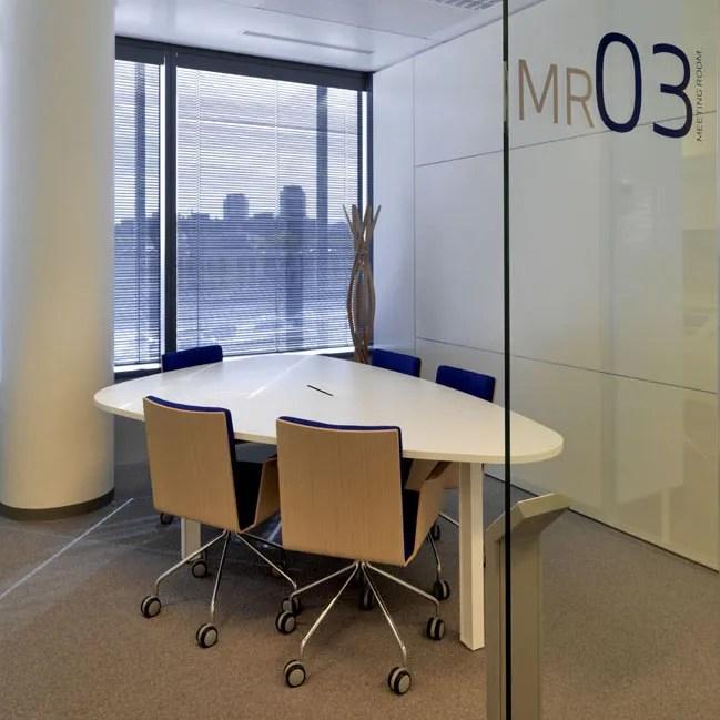 Oficinas Vestas, gestión del espacio, Diseño de oficinas, Ivory