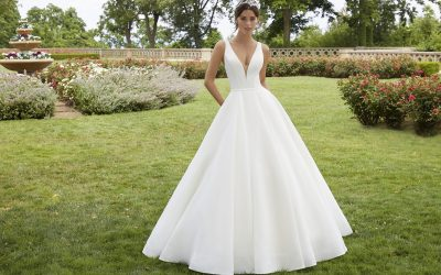 Your perfect wedding dress – how to choose it!