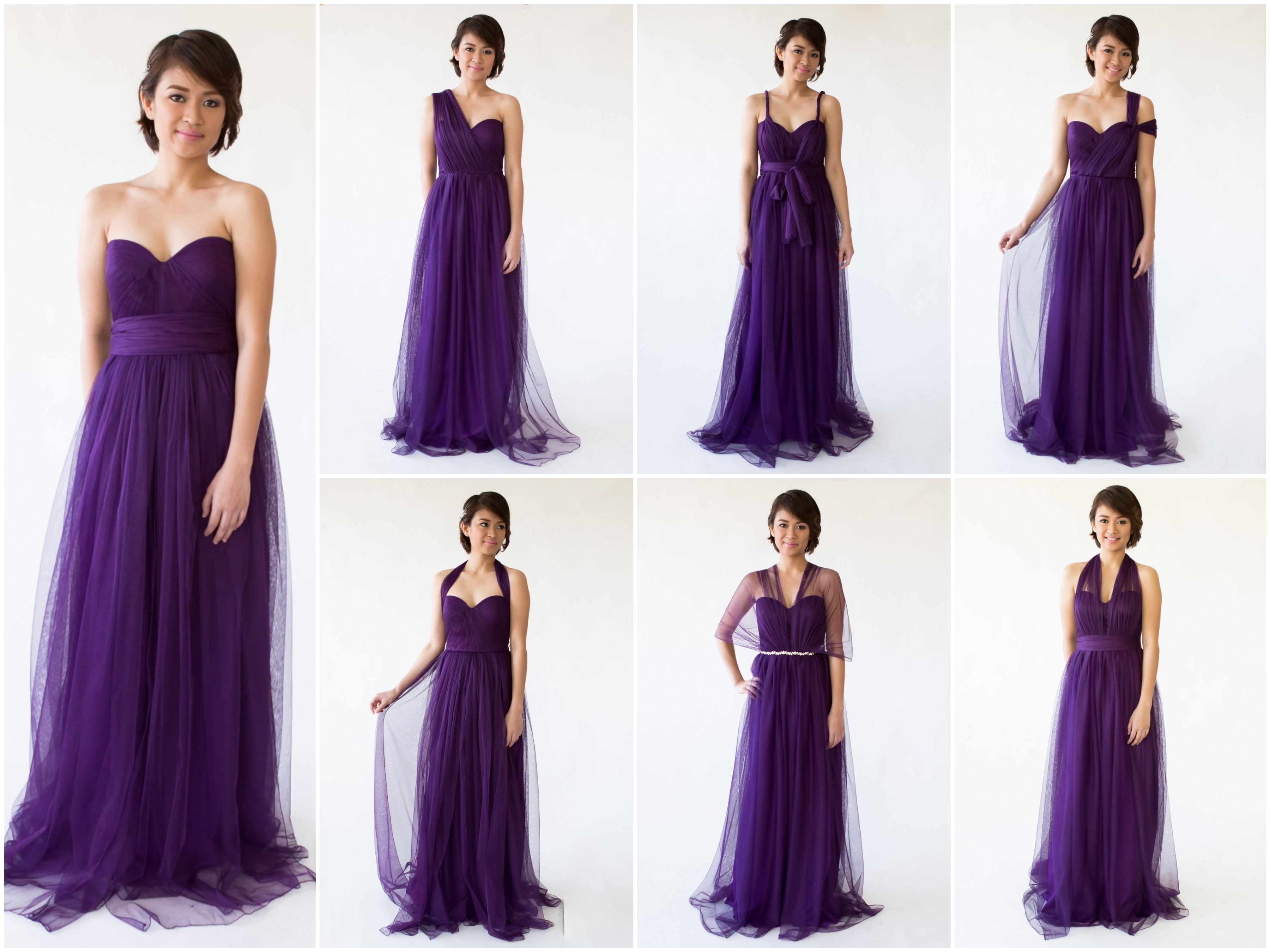 Wedding Entourage Gowns For Rent In Manila
