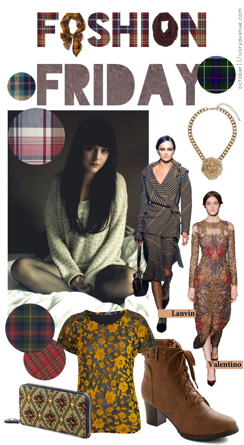 Fashion Friday The Perfect: Fashion Friday: October 11