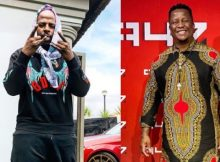 DJ Maphorisa and DJ Fresh celebrate 2020's new year in June