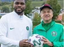 Joseph Yobo Appoints As Super Eagles' Assistant Coach
