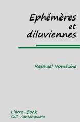 Ephémères et diluviennes copie