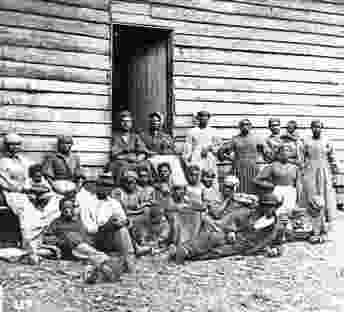 """עבדים בארה""""ב - המאה ה-19"""