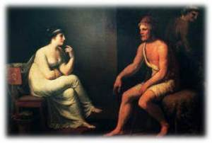 אודיסאוס ופנלופה - אהבה אפלטונית?