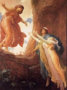 פרפסונה מוחזרת אל אמהּ, דימיטיר