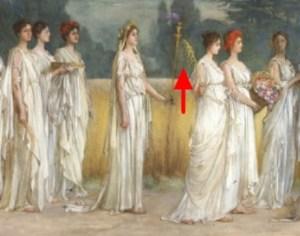 שחזור של הטקס המסתורי באלאוסיס - שימו לב לערבה!