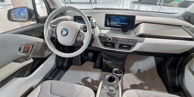 BMW I3 :: 360° VR Panorama :: IVRPA