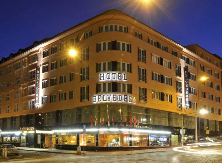 Belvedere Exterior Night 800px