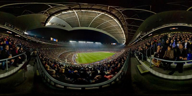 Camp Nou, Estadí FCB, Les Corts, Barcelona