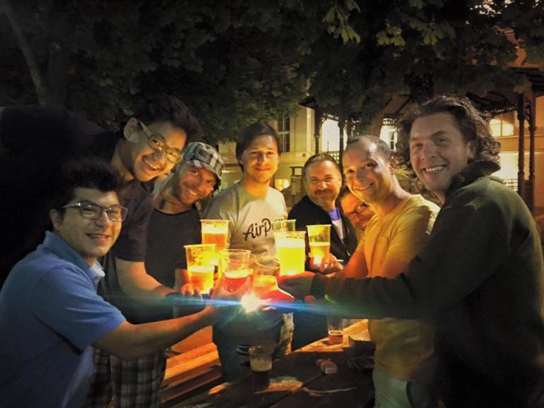 Letna Beer Gardens