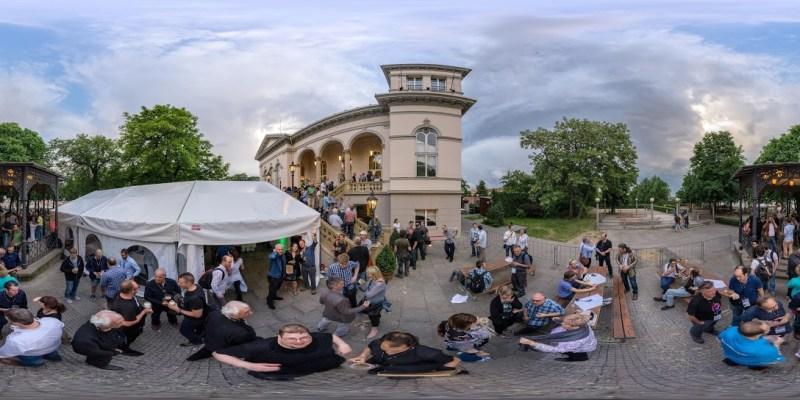 IVRPA Prague 2015 Welcome Dinner © Markus Matern