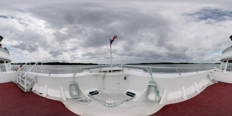 Boat tour - Thousand Islands