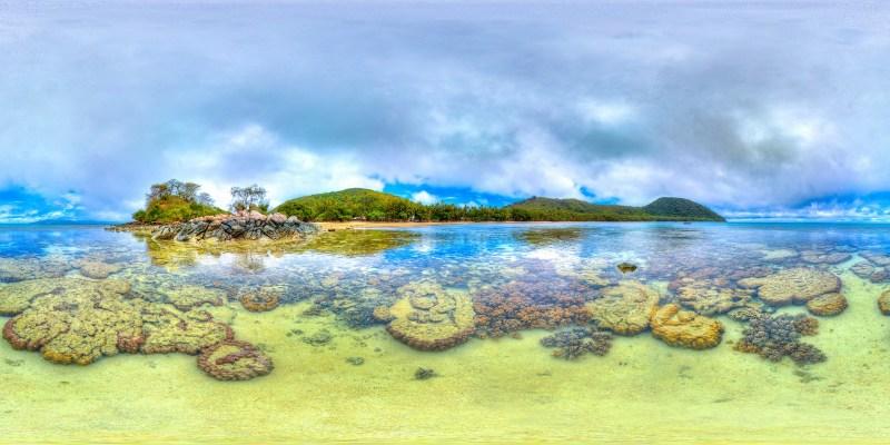 Paradise Naigani Corals - Nick Hobgood