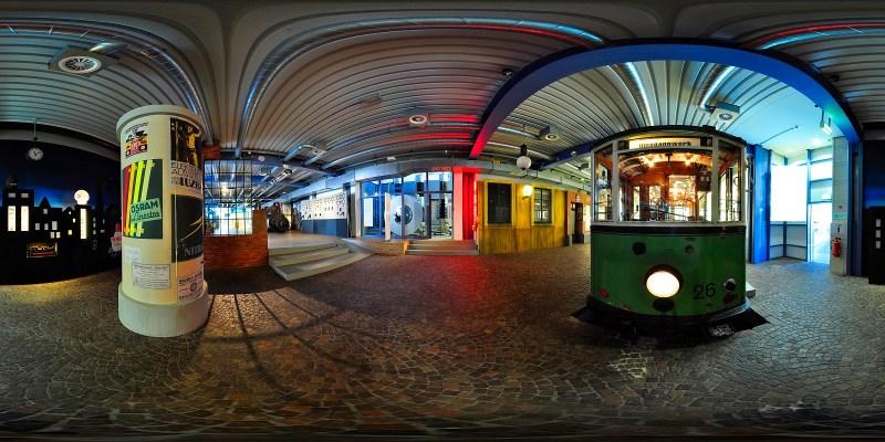Umspannwerk Recklinghausen - Museum Strom Und Leben