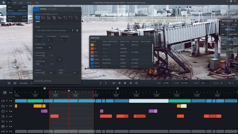 Deep-liquidcinema-user-interface