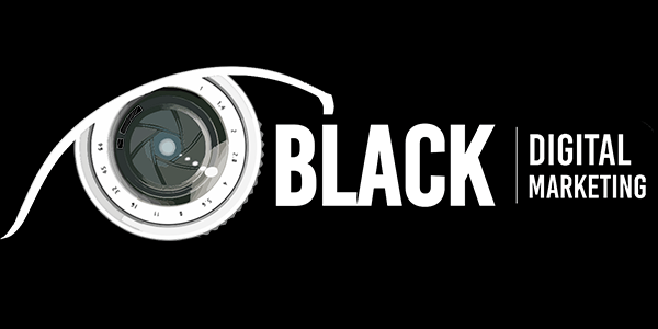Black Digital Marketing logo