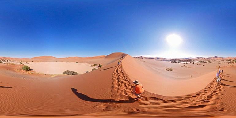 Big Mamma  Dune,  Sossusvlie, Namibia