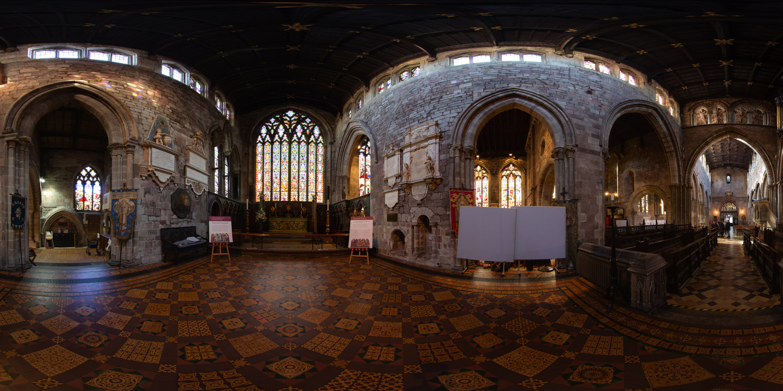 St Mary the Virgin, Shrewsbury