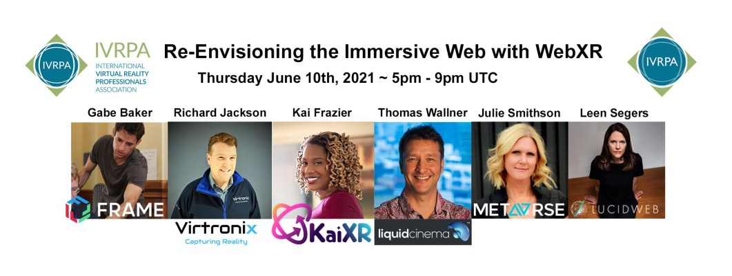 Re-Envisioning the Immersive Web with WebXR