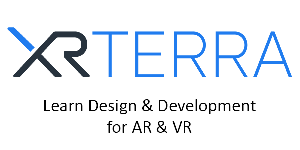 XR Terra logo