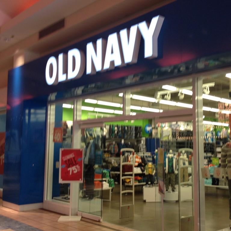 México espera la llegada de Old Navy. - La guía del ...