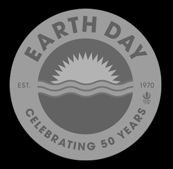 Earth Day 2020 graphic from Sierra Club