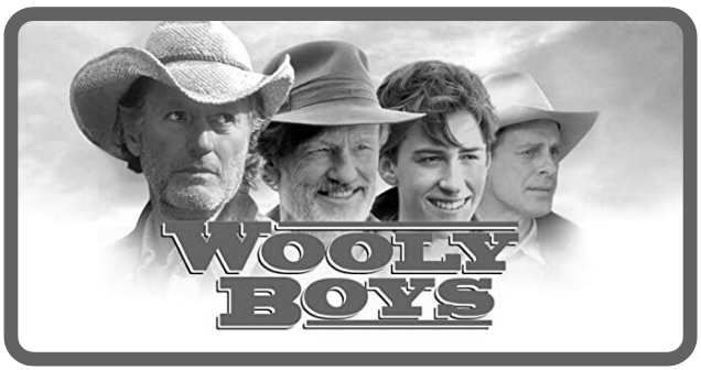 """Movie poster for """"Wooly Boys"""" by Lionsgate Entertainment Co."""