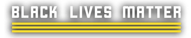 #BlackLivesMatter graphic