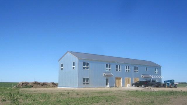 Photo of Biome Architecture zero energy, zero emissions home