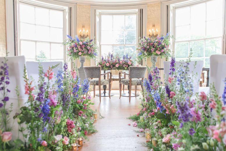 Stoke place Wedding ceremony