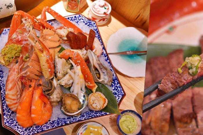 安東建一水產  台北忠孝復興站,海鮮餐廳推薦,痛風也要吃的手抓海鮮盤霸氣上桌!