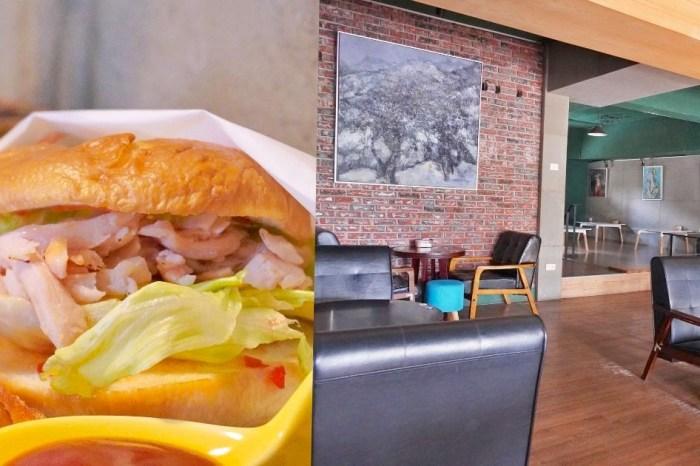 喝咖啡  台中南區不限時附插座咖啡廳,早午餐+咖啡只要129元起,還不收服務費,讓人賴著不想走!14