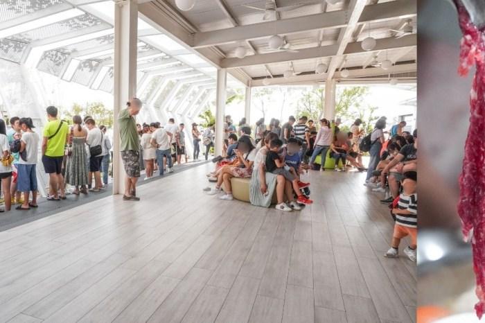台南最狂溫體牛火鍋,開門前一個小時就要排隊,營業時間更是爆滿人潮,還有肉燥飯免費吃到飽!
