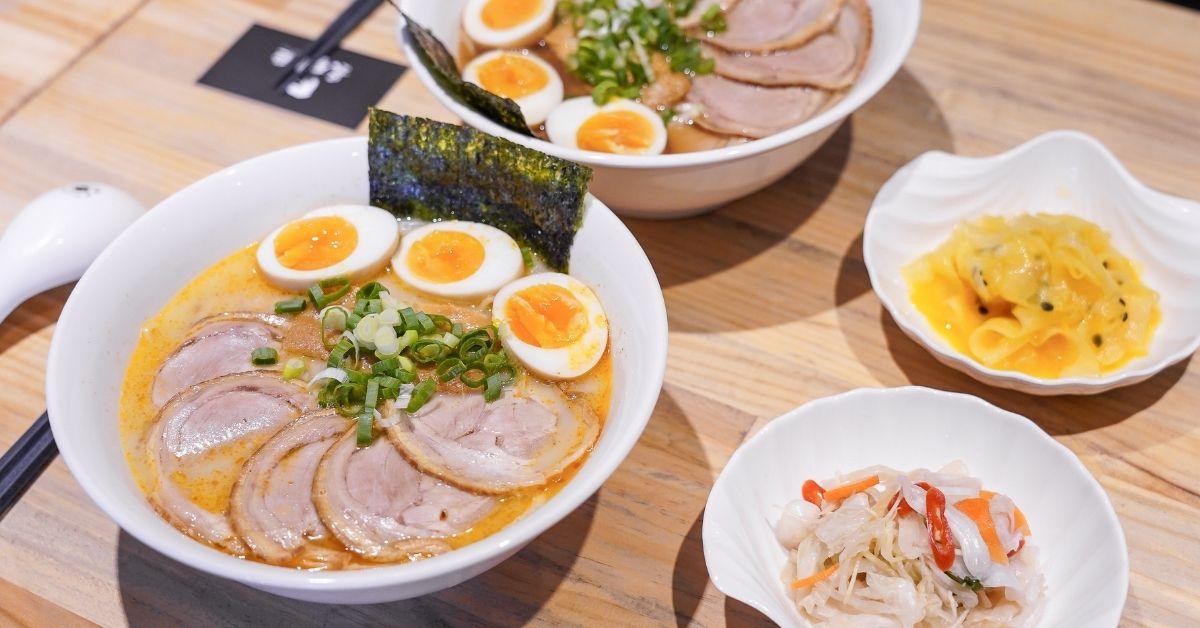 台中北區拉麵外送美食