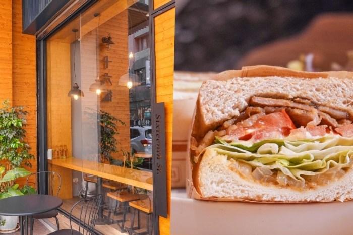 十六街咖啡  台中南屯不限時咖啡廳,地點神祕又靜謐,近台中大墩路!